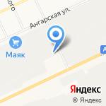 Сибирская Сервисная Компания на карте Братска