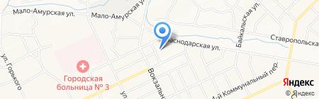 Инспекция по делам несовершеннолетних на карте Братска