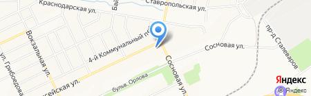 Банкомат ОТКРЫТИЕ на карте Братска