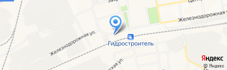 ИРГУПС Иркутский государственный университет путей сообщения на карте Братска