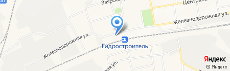 Братская транспортная прокуратура на карте Братска