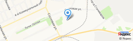 СВОЙ на карте Братска