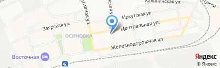 ДОСААФ России на карте Братска
