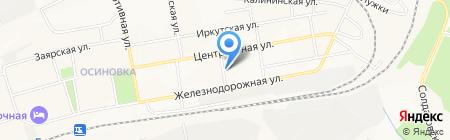 Строймаркет на карте Братска