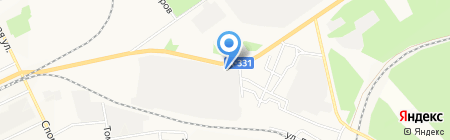 BRATSK-MEBEL на карте Братска