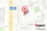 Схема проезда до компании Востокремстрой в Усолье-Сибирском