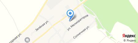 Продуктовый магазин на карте Большой Елани