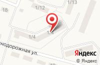 Схема проезда до компании Новые решения в Подольске