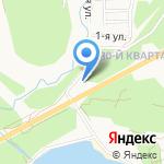 Домовенок на карте Ангарска