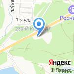 Авто-Stop на карте Ангарска