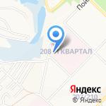 Стоматологическая поликлиника на карте Ангарска