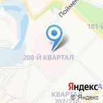 Центр гигиены и эпидемиологии №28 на карте Ангарска