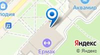 Компания Аквамир на карте