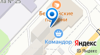 Компания Ивушка на карте