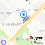 Красноярск мебель на карте Ангарска