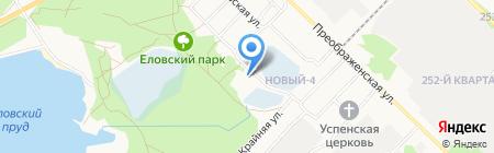 Иркутский центр по гидрометеорологии и мониторингу окружающей среды с региональными функциями на карте Ангарска