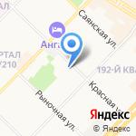 CopyrService на карте Ангарска
