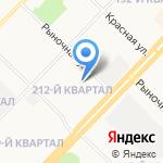 Автоаптека на карте Ангарска