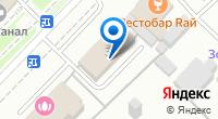 Компания ВСТЭК на карте