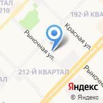 Специальная пожарная часть №2 г. Ангарска на карте Ангарска