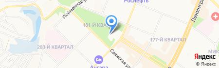 Easy School на карте Ангарска