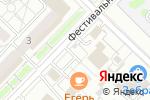 Схема проезда до компании Комиссионный магазин техники в Ангарске