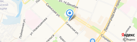 Любимая на карте Ангарска