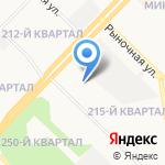 ПРЕМИУМ на карте Ангарска