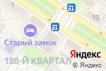 Схема проезда до компании Кореец в Ангарске