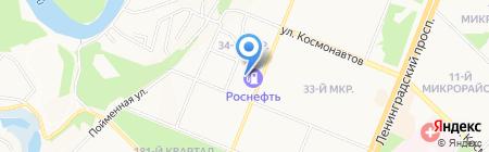 Арт-Дизайн на карте Ангарска