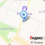 Indigo на карте Ангарска