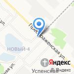 Ангарскшиноремонт на карте Ангарска