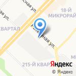 Инжектор-Авто на карте Ангарска