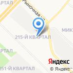 Ангарск-Профиль на карте Ангарска