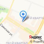 Valeri на карте Ангарска
