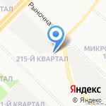 Русская кузня на карте Ангарска