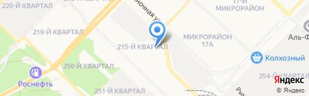 Fortax на карте Ангарска
