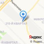 Rulon на карте Ангарска