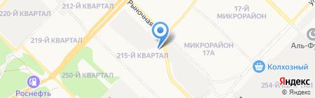 Навруз на карте Ангарска