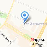 Iren на карте Ангарска