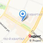 Максим на карте Ангарска