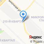 Автотрейд на карте Ангарска