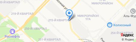 ЗСВ-СтройСервис на карте Ангарска