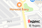 Схема проезда до компании Магазин аккумуляторов в Ангарске