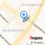 Sport+ на карте Ангарска