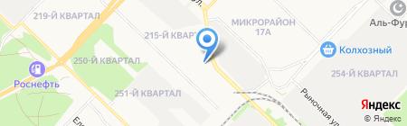 Kit на карте Ангарска