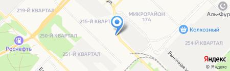 Таймаут на карте Ангарска