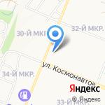 Центр эстетической медицины на карте Ангарска