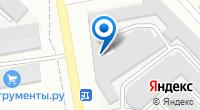 Компания Колор-Мастер на карте