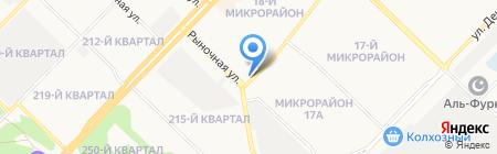 ВсеИнструменты.ру на карте Ангарска